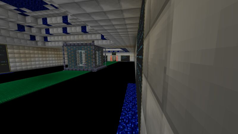 Inside our spawn